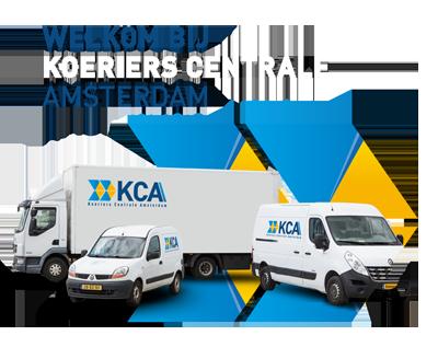 Koeriers Centrale Amsterdam (KCA)